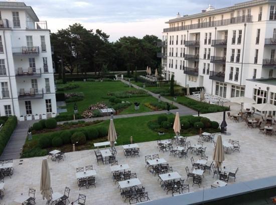 Steigenberger Grandhotel and Spa: Titel hinzufügen