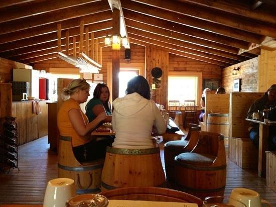 The Old Loft Restaurant.