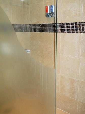 Treasure Bay Casino and Hotel: Large shower