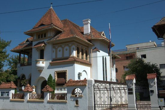 Neo romanian style villa picture of bucharest step by - Romanian architectural styles ...