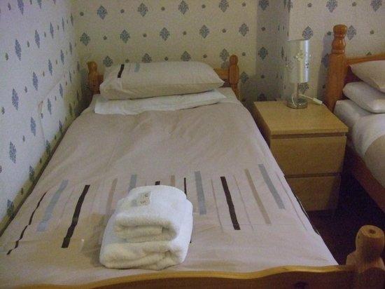 Verdene Hotel B&B: Single bed