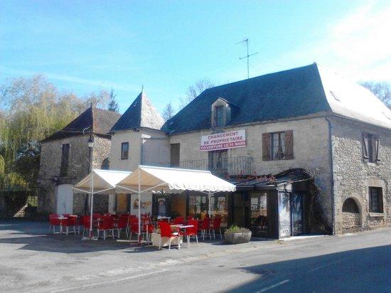 Le Relais d'Ans: Façade du restaurant