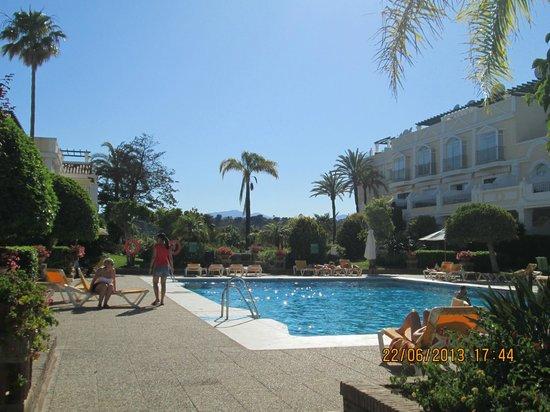 Aloha Gardens : pool
