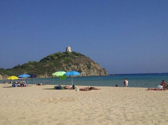 Tanit : Chia beach