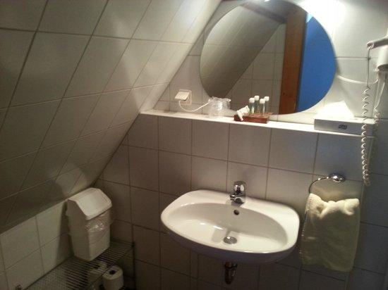 Hotel Meisnerhof: Bad