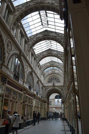 Passage Pommeraye - interior