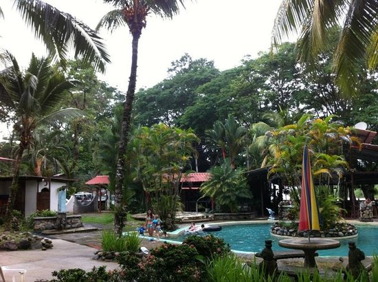 Rio Lindo Resort: Dominical