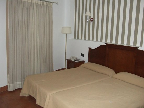 La Posada Hotel: Hotelkamer