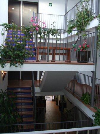La Posada Hotel: Vide waaraan alle hotelkamers liggen