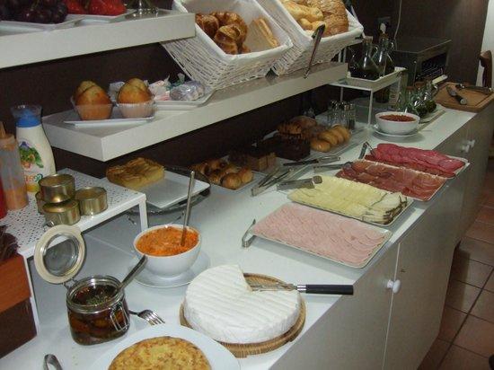 La Posada Hotel: Ontbijt
