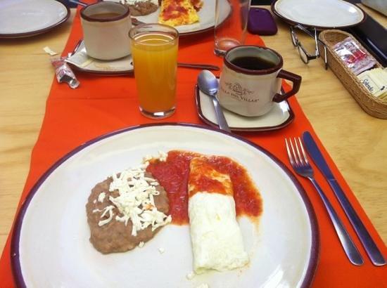 Hotel Villa del Villar: desayuno saludable