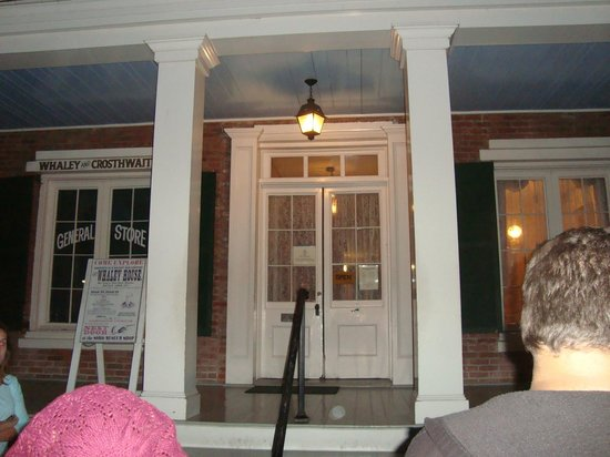 Old Town's Most Haunted: The Whaley House, reported to be America's most haunted house