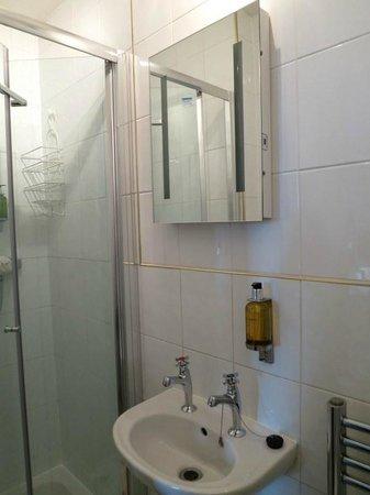 Pitreavie Guest House Room 4 Shower
