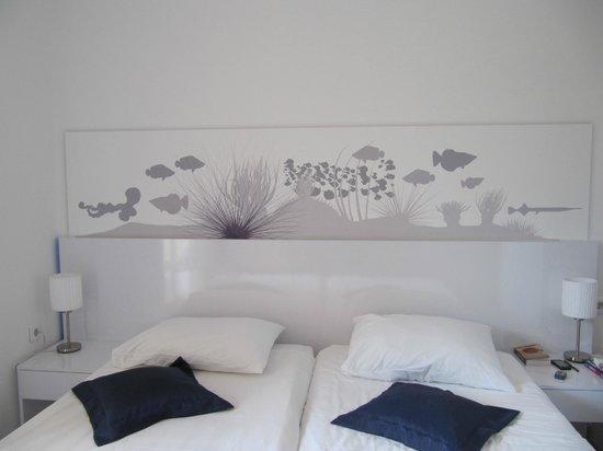 Hotel Cavtat: Chambre 106
