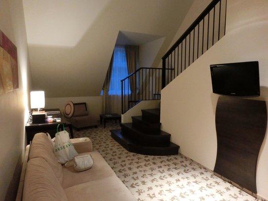 Buda Castle Fashion Hotel: Mein wundervolles Zimmer