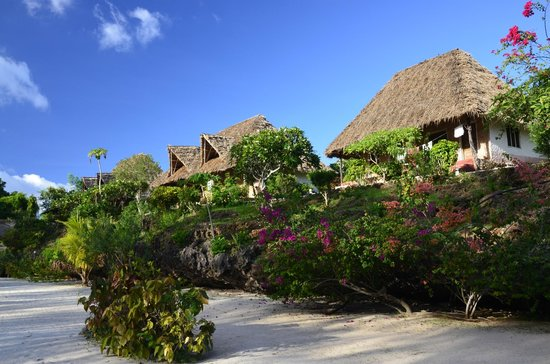 White Sands Beach Hotel: Rooms in the first beach line
