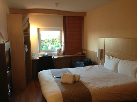 Ibis Birmingham Airport: Double Room