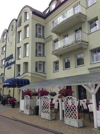 Hotell Zmarins