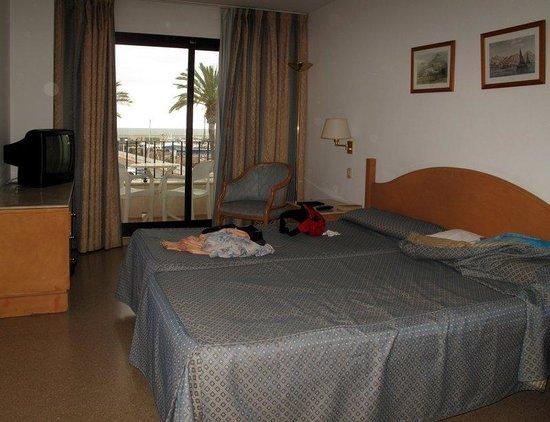 Hotel el Paraiso: Room in El Paraiso