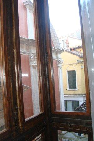 Residenza Grisostomo: vista dalla camera
