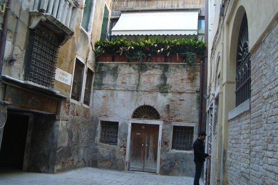 Residenza Grisostomo : ingresso