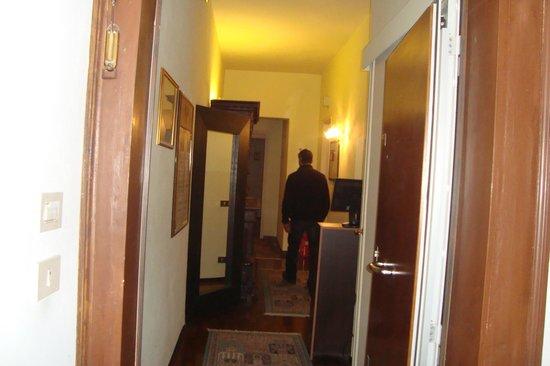 Residenza Grisostomo: ingreso della residenza