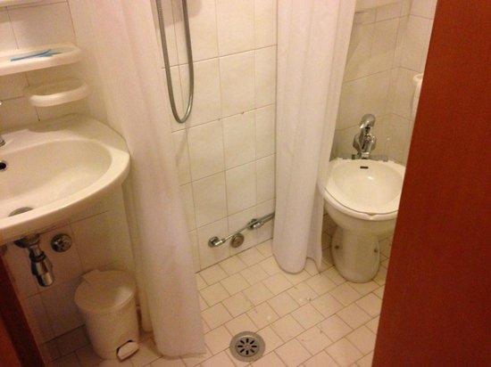 Hotel Sorriso : bagno?