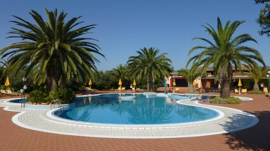 Hotel Cala Ginepro Resort&Spa: piscine