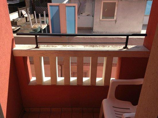 Hotel Sorriso : balcone
