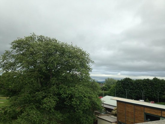Newpark Hotel : View from the balcony