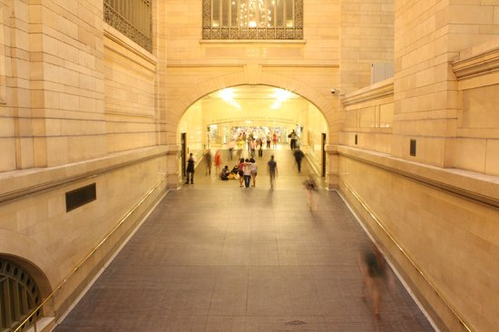 Photo Tours of New York: Grand Central Terminal