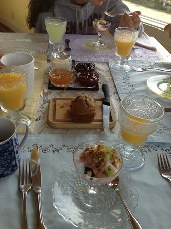 Baileys By The Sea: breakfast amazing every day