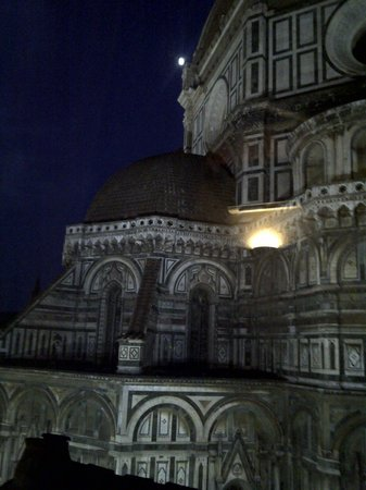 Palazzo Niccolini al Duomo : Al Duomo view at night