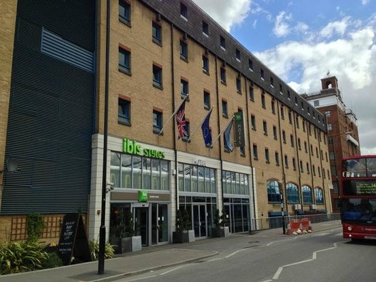Ibis Styles Hotel London Docklands