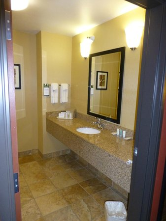 Comfort Suites Gallup: bathroom