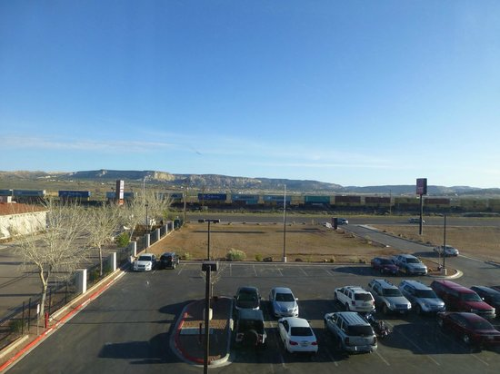 Comfort Suites Gallup: view from room