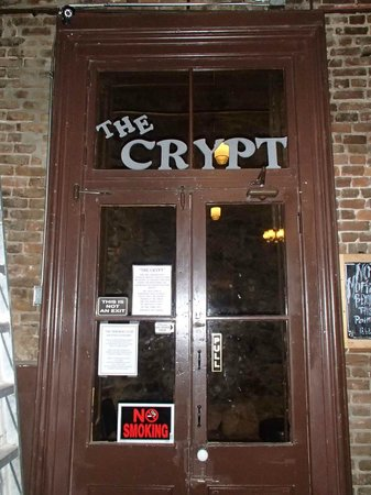 The Washoe Club Haunted Museum: The Crypt