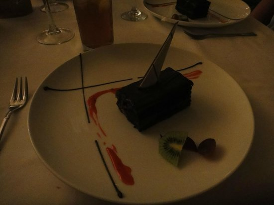 Grand Palladium Lady Hamilton Resort & Spa: Dessert at Steakhouse