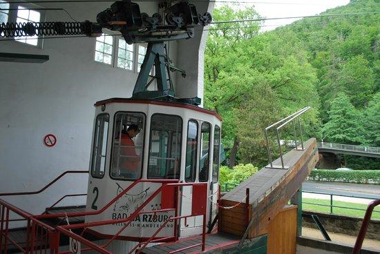 Burgberg-Seilbahn