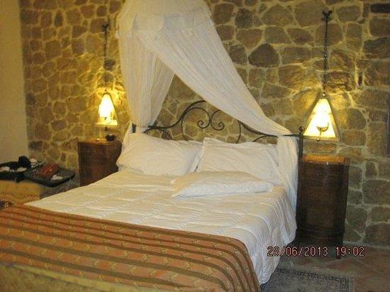 Castello di San Marco Charming Hotel & SPA : camera da letto