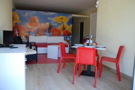 Borgo Piccaratico: Appartamento Tinaia