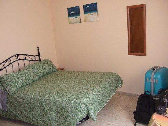 Pension San Martin: Hotelkamer