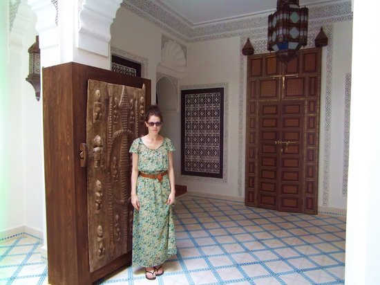 Riad Al Jana: Around the Riad