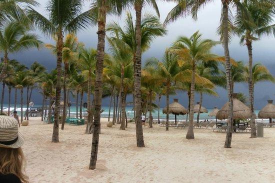 Mayan Palace Riviera Maya: beach