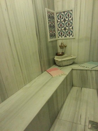 MySuite Istanbul: Piya's hamam