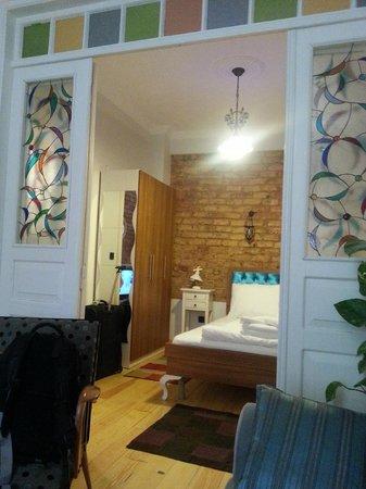 MySuite Istanbul: Piya's hamam bedroom .. most comfortable bed.