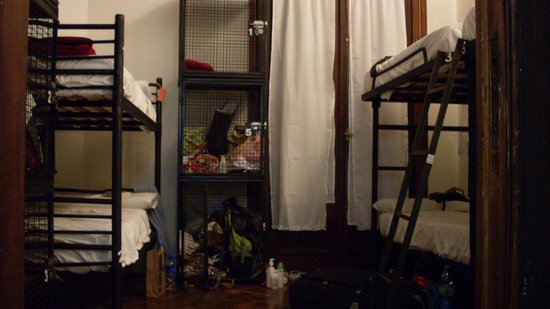 Milhouse Hostel Hipo: Quarto compartilhado com 6 pessoas