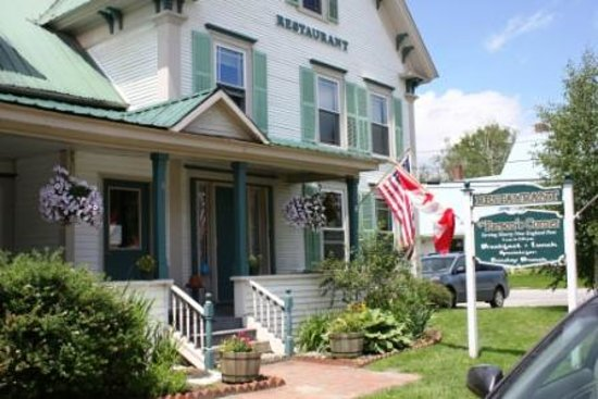 Parson's Corner: Charming with great food