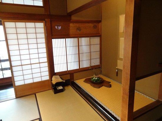 Hiiragiya Bekkan: La chambre et l'alcôve japonaise