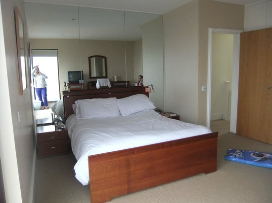 Carleton Village: The main bedroom